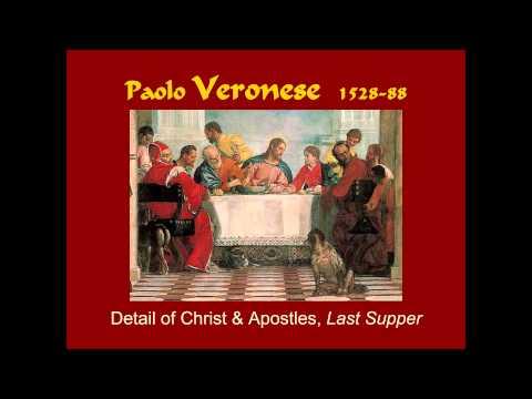 ARTH 2020/4037 Venice 4: Tintoretto, Veronese, Palladio