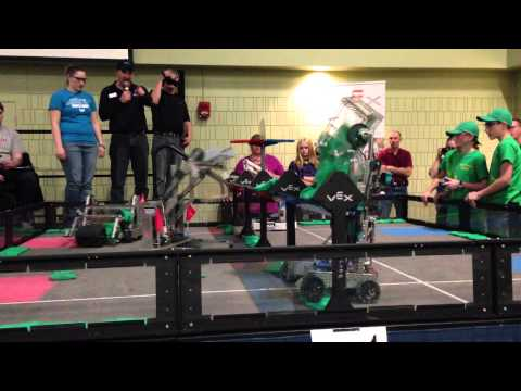 Lakeshore Technical College World Championship Warm-up Semi-final