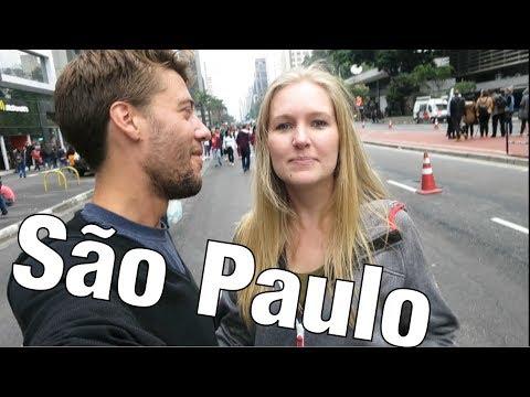 Oi São Paulo | Encontro, Balada, Almoço com Neiva