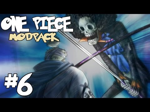 THE FINEST SOUL STEEL! || One Piece Modpack Episode 6 (Minecraft One Piece Survival)