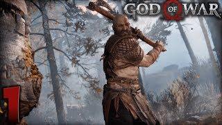 God of War. Прохождение. Часть 1 (Начало)