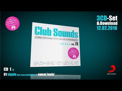 Club Sounds Vol.76 (Official Minimix)