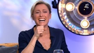 La blague sans chute de David Pujadas - C à vous - 21/03/2014