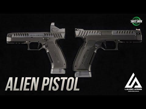 Laugo Arms Alien Pistol  - SHOT Show 2020