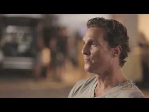 Lincoln MKC and Matthew McConaughey