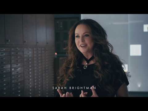 Sarah Brightman HYMN and The Swarovski Collection