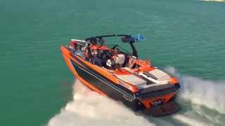Read the full review here: http://www.boatingworld.com/BoatTests/Ar...