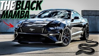 CAMARO Guy SWAPS KEYS With MUSTANG OWNER! Modified 2018 Mustang GT Review!