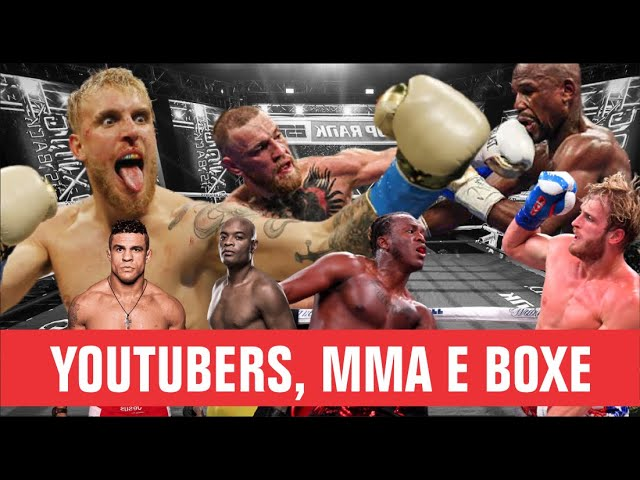 YouTubers e lutadores de MMA somam para o boxe?