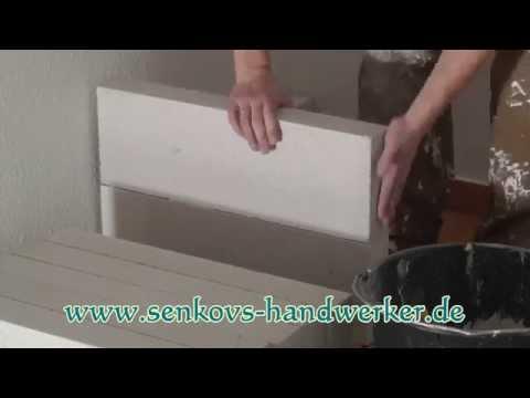 k che selber bauen bauanleitung ytong porenbeton steine ibowbow. Black Bedroom Furniture Sets. Home Design Ideas