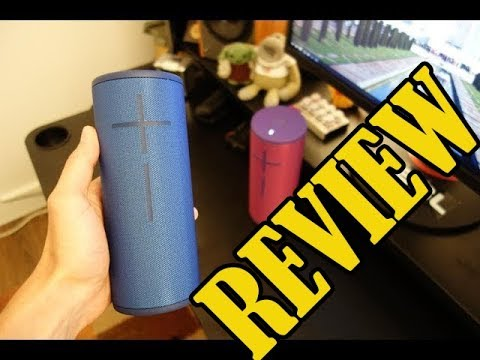 Ultimate Ears Boom 3 Portable Bluetooth Wireless Speaker Review 2019