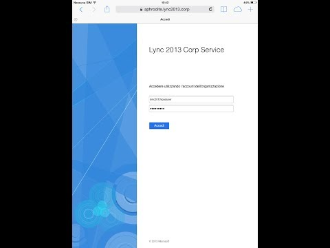 Configure Windows 2012 R2 Workplace Join and Enable an IPad