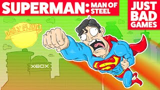 Superman: The Man of Steel - Just Bad Games