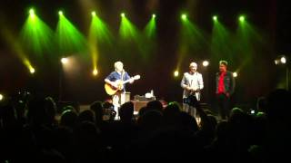 Neil Finn and Paul Kelly:  Four Seasons in One Day