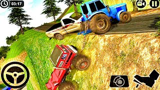 tractor game Offroad Tractor Pulling USA Driver 2019 #3 - Tractor Game Android gameplay