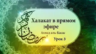 Урок - 3 по книге Система Ислама тема Путь к вере | Ахмад аль Касас