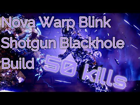 Destiny 2 Forsaken Blink Shotgun Nova Warp Blackhole Build  PvP Crucible Gameplay 50 Kill Game