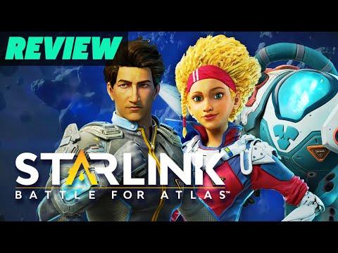 Starlink: Battle For Atlas Review