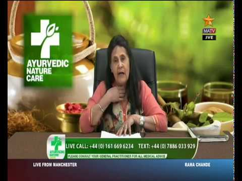 Ayurvedic Nature care  Live   12.05.18