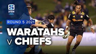 Super Rugby Trans Tasman | Waratahs v Chiefs - Rd 5 Highlights