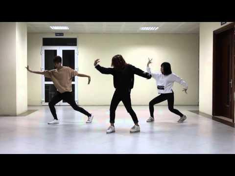 Redlight , La la Latch , The Boys Dance White Team - B-Wild Unit From Vietnam