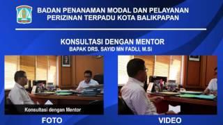 Proyek Perubahan Diklat Pim Ii Drs. Elvin Junaidi M.si Kepala Bpmp2t Kota Balikpapan