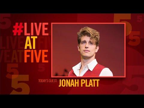 Broadway.com #LiveatFive with WICKED's Jonah Platt