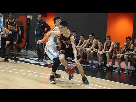 Minicopa Endesa (fase previa): Valencia Basket - Cenor Obradoiro