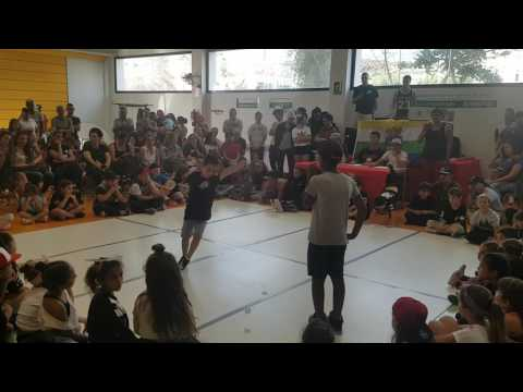 Bad Boy Roma - First Battel 2017