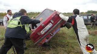 На BMW 318 выступить в джип-триале?! Легко!