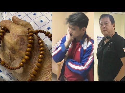 ROBIN PADILLA at Philip Salvador Nakita Ang KASALUKUYANG Kundisyon ni EDDIE GARCIA!!
