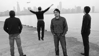 From Wilco's 2001 release, 'Yankee Hotel Foxtrot'.