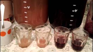 Отделение сока, добавление сахара | Домашнее вино своими руками | Эпизод 4