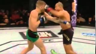 Conor McGregor vs José Aldo KO (nocaute)