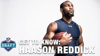 Get to Know: Haason Reddick (Temple, DE) | 2017 NFL Draft