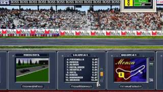 F1 Manager Professional (Gameplay)