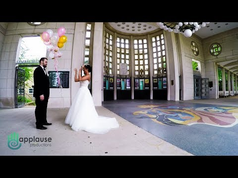 Wedding Videography St. Louis Highlight Film for Darrell and Julie