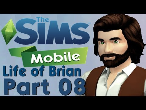 The Sims Mobile - Life Of Brian Part 8+ ASOS Event -  Live Stream