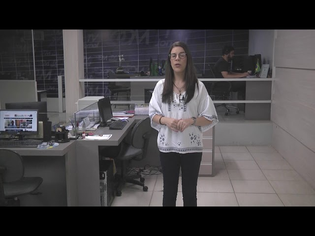 16-03-2020 - GRUPOS DE RISCO NAS RUAS E LONGAS FILAS NO SILVIO HENRIQUE BRAUNE - ZOOM TV JORNAL