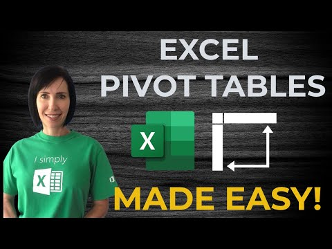 Excel PivotTables Made
