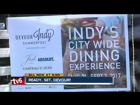 Devour Indy Preview
