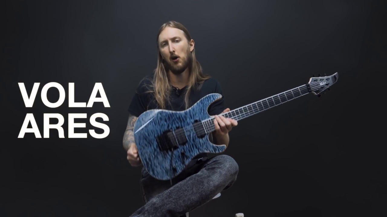 vola guitar vola ares guitar review by ola englund youtube. Black Bedroom Furniture Sets. Home Design Ideas