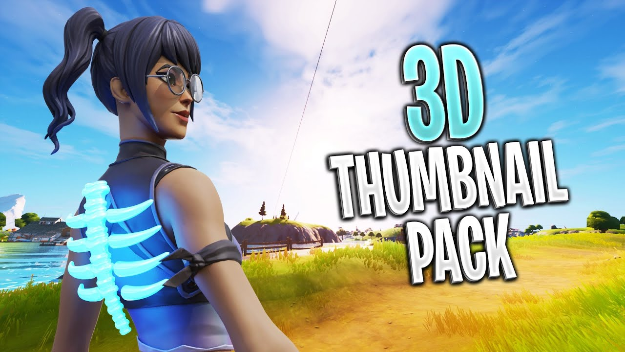 3d Fortnite Thumbnail Pack Free Photoshop Template Youtube I'm only posting thumbnails for you guys to use, no more making personal thumbnails for other people. 3d fortnite thumbnail pack free photoshop template