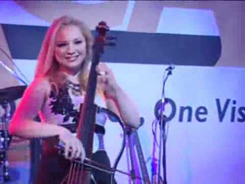 Lizzy May electric cellist: Bollywood - Jai Ho 麗萃五月
