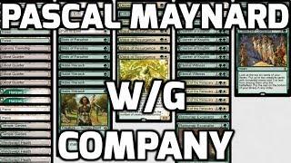 Channel Pmayne Modern W/g Company Deck Tech & Matches