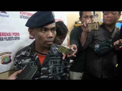 MAYOR TNI AL KOK BERTUBUH KECIL...TERNYATA MAYOR TNI AL GADUNGAN