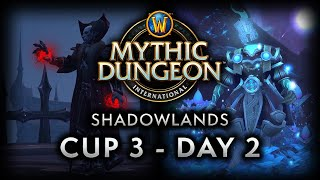 The Pitu's Angels vs Golden Guardians | MDI Shadowlands Cup 3 | Day 2