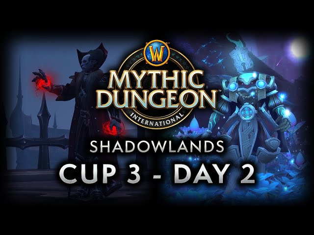 MDI Shadowlands Cup 3 | Day 2 Full VOD