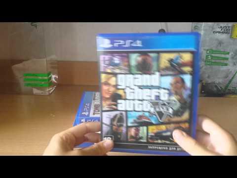 Обзор моих игр на PS4