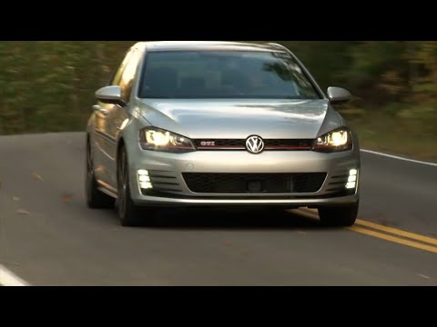 2017 Volkswagen Golf GTI | The Gold Standard | Complete Review | TestDriveNow